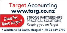 Target Accounting Otago