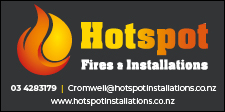Hotspot Fires and Insulation